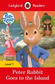 Peter Rabbit: Goes to the Island ¿ Ladybird Readers Level 1