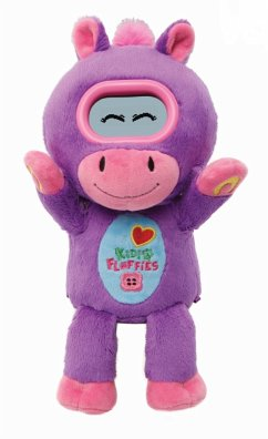 VTech 80-194104 - KidiFluffies, Pony, Stofftier