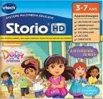 Dora and Friends HD Storio Lernspiel
