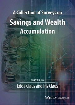 A Collection of Surveys on Savings and Wealth Accumulation (eBook, PDF)