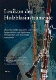 Lexikon der Holzblasinstrumente