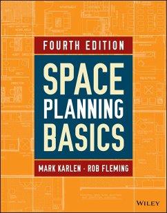 Space Planning Basics (eBook, ePUB) - Karlen, Mark; Fleming, Rob