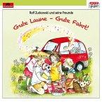 Gute Laune - Gute Fahrt!, 1 Audio-CD