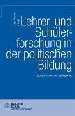 Lehrer- und Schülerforschung in der politischen Bildung (eBook, PDF)
