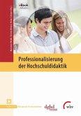 Professionalisierung der Hochschuldidaktik (eBook, PDF)