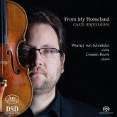 From My Homeland-Werke Für Violine & Klavier