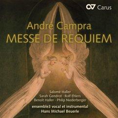Messe De Requiem - Haller/Beuerle/Ensemble 3 Vocal Et Instrumental