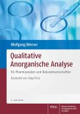 Qualitative Anorganische Analyse (eBook, PDF)