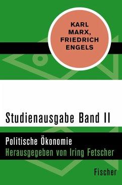 Studienausgabe in 4 Bänden (eBook, ePUB) - Marx, Karl; Engels, Friedrich