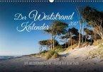 Der Weststrand Kalender (Wandkalender 2017 DIN A3 quer)