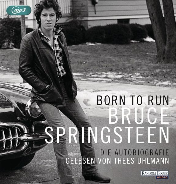 Born to Run, 3 MP3-CDs - Springsteen, Bruce