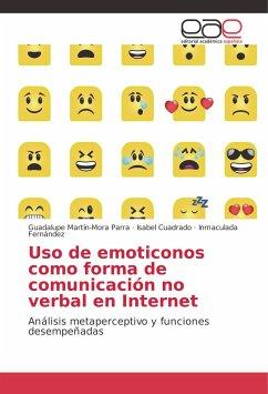 Uso de emoticonos como forma de comunicación no verbal en Internet
