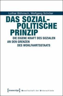 Das sozialpolitische Prinzip - Böhnisch, Lothar; Schröer, Wolfgang