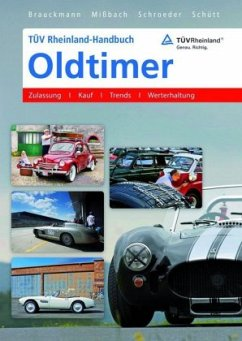 TÜV Rheinland-Handbuch Oldtimer