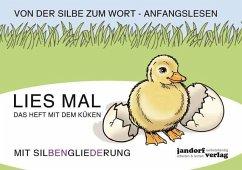 Das Heft mit dem Küken / Lies mal (in GROßBUCHSTABEN) - Wachendorf, Peter