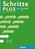 Schritte plus Neu 1+2. Glossar Deutsch-Spanisch - Glosario Alemán-Español