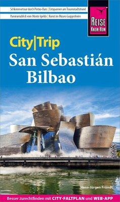 Reise Know-How CityTrip San Sebastián und Bilbao (eBook, ePUB) - Fründt, Hans-Jürgen