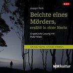 Beichte eines Mörders, erzählt in einer Nacht (MP3-Download)