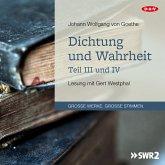 Dichtung und Wahrheit - Teil III und IV (MP3-Download)