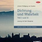 Dichtung und Wahrheit - Teil I und II (MP3-Download)