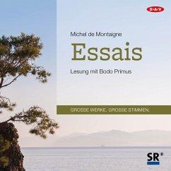 Essais (MP3-Download) - de Montaigne, Michel; Greffrath, Mathias