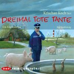 Dreimal Tote Tante / Thies Detlefsen Bd.4 (MP3-Download)