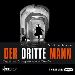 Der dritte Mann (MP3-Download) - Greene, Graham