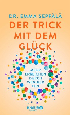 Der Trick mit dem Glück (eBook, ePUB) - Seppälä, Emma