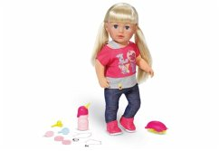 Zapf Creation 820704 - Baby born® Sister, interactive Puppe Schwester