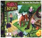 Kati & Azuro - Die Rache des Drachen, 1 Audio-CD