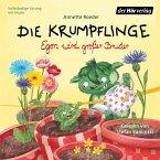 Egon wird großer Bruder / Die Krumpflinge Bd.6 (MP3-Download)