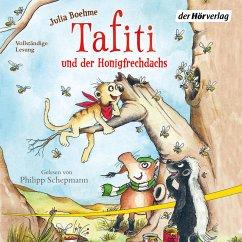 Tafiti und der Honigfrechdachs / Tafiti Bd.7 (MP3-Download) - Boehme, Julia