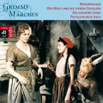 Rotkäppchen, Der Wolf und die sieben Geißlein, Die goldene Gans, Tischlein deck dich (MP3-Download)