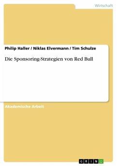 Die Sponsoring-Strategien von Red Bull (eBook, ePUB)