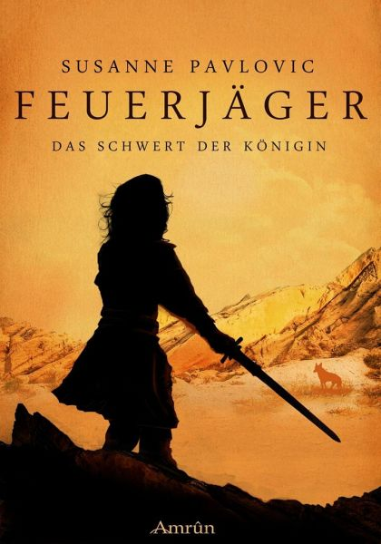 Buch-Reihe Feuerjäger von Susanne Pavlovic