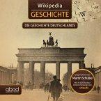 Wikipedia - Die Geschichte Deutschlands (MP3-Download)