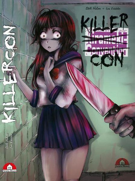 Killer Con (eBook, ePUB) - Holzer, Steffi; Erbstößer, Lars