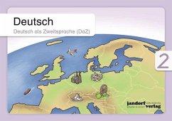 Deutsch 2 (DaZ) - Wachendorf, Anja; Wachendorf, Peter