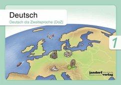 Deutsch 1 (DaZ) - Wachendorf, Anja; Wachendorf, Peter