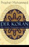Der Koran - Zwei deutsche Übersetzungen in einem Buch (eBook, ePUB)