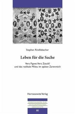 Leben für die Sache (eBook, PDF) - Rindlisbacher, Stephan