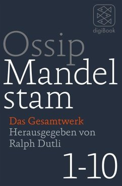 Das Gesamtwerk (eBook, ePUB) - Mandelstam, Ossip