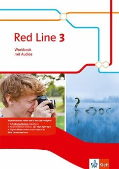 Red Line 3. Workbook mit Audio-CD. Ausgabe 2014