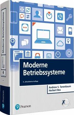 Moderne Betriebssysteme - Tanenbaum, Andrew S.; Bos, Herbert