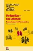 Moderation - das Lehrbuch (eBook, ePUB)