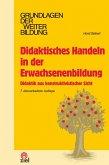 Didaktisches Handeln in der Erwachsenenbildung (eBook, ePUB)