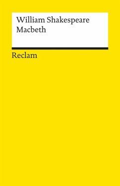 Macbeth (eBook, ePUB) - Shakespeare, William