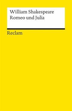 Romeo und Julia (eBook, ePUB) - Shakespeare, William