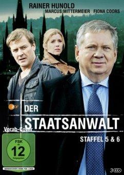 Der Staatsanwalt - Staffel 5 + 6 (3 Discs)