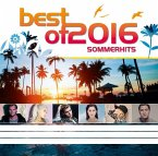 Best Of 2016 - Sommerhits, 2 Audio-CDs